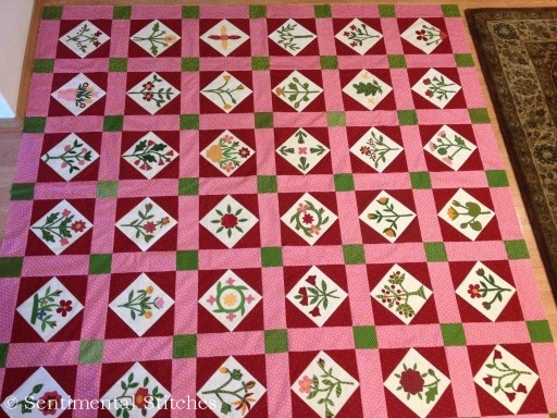 Lori from Humblequilts blogspot