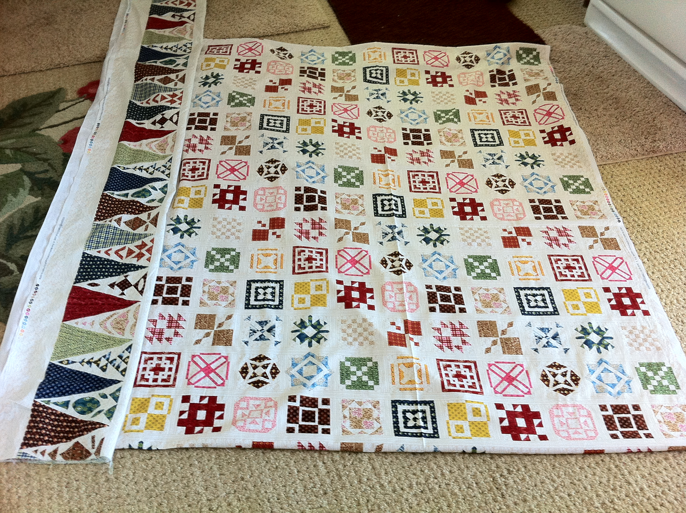 Dear Jane Quilt.Civil War Reproduction Fabric Alert Dear Jane Ii