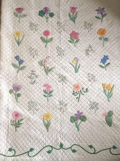 dream garden quilt center