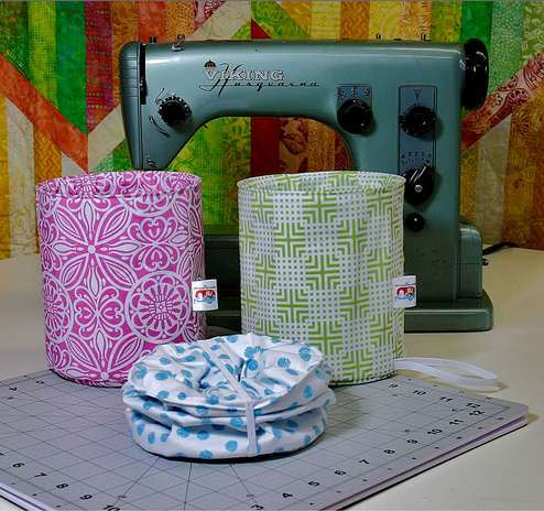 Fat Quarter Pop Up FQG120 e
