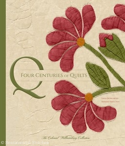 Four Centuries of Quilts January prize