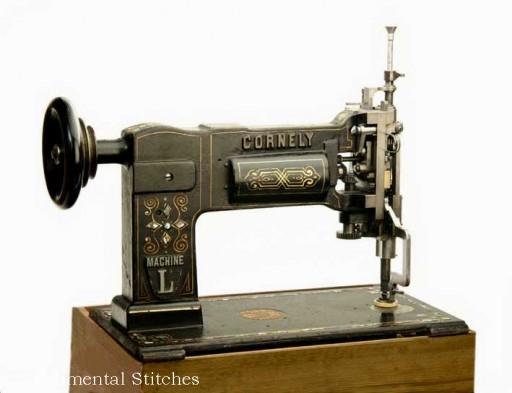 cornely machine 2